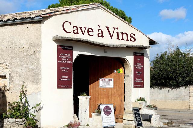 Au 429 idées est une épicerie fine à Codognan qui propose une sélection de produits régionaux, d'objets d'artisanat d'art, de vins et autres gourmandises.(® SAAM-fabrice Chort)
