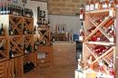 Vins à Codognan dans la boutique Au 429 idées qui vend une sélection de vins et de produits régionaux (® SAAM-Fabrice Chort)