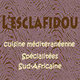 L'Esclafidou Nîmes est un Restaurant avec une cuisine fait maison proposant un mélange de spécialités nimoises et sud-africaines, en centre-ville.