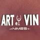 Caviste Nimes Art et Vin proposant des vins, champagnes, et autres flacons, à déguster ou à offrir