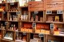 Quand j'étais petit Chocolat Nîmes propose des chocolats Malakoff et des produits d'épicerie fine en centre-ville (® networld/fabrice chort)